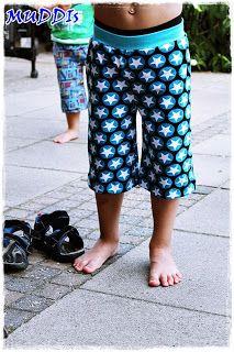 MUDDIs: Kurze Hosen für langen Schlaf