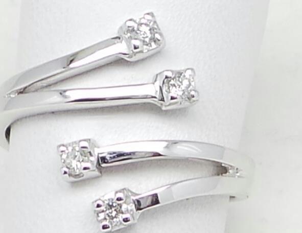 Anello con diamanti - Ringdia