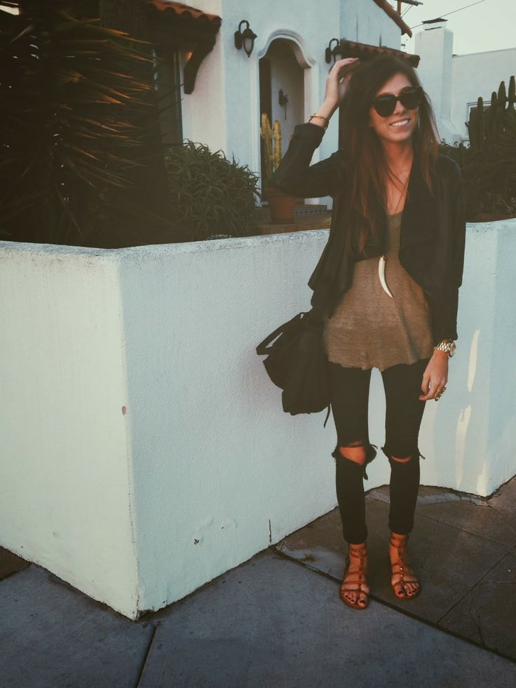 perfect outfit for a simple day out.