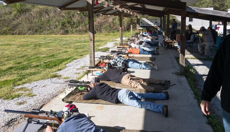 F-Class is always shot from the prone position, making it a great way for new(er) shooters to get involved.