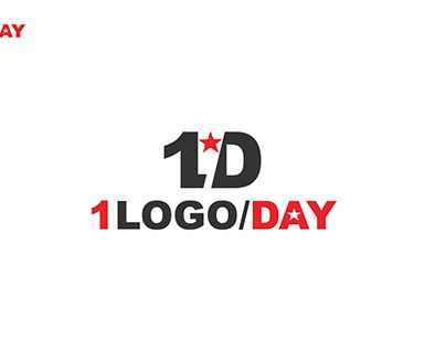 """Check out new work on my @Behance portfolio: """"1 logo a day project #01"""" http://be.net/gallery/33087369/1-logo-a-day-project-01"""
