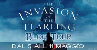 Il Colore dei Libri: [BlogTour] The Invasion of the Tearling di Erika J...