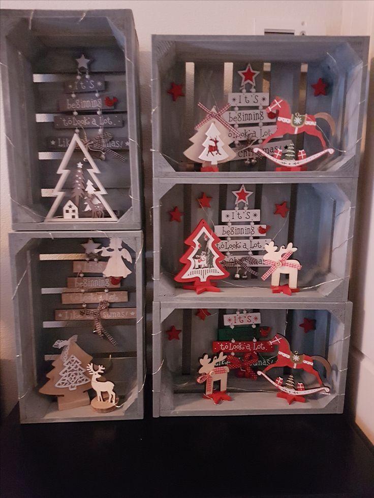 Kerstideetjes voor de donkere dagen en vooral voor kerst.