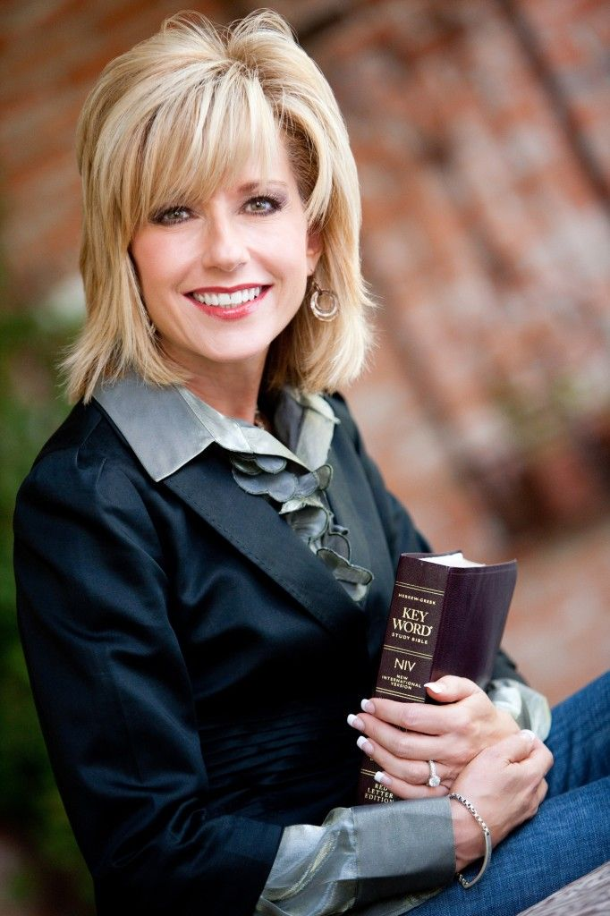 Beth Moore - hear Living Proof throughout the day on AM 630 KSLR.