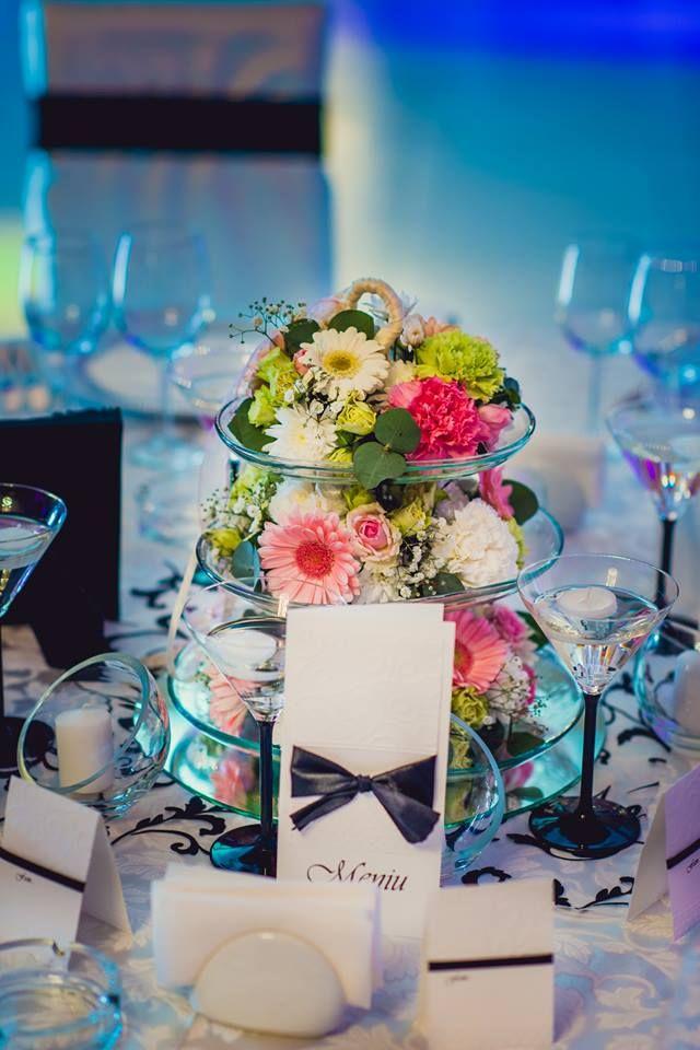La încheierea unui contract le oferim clienților drept mostră decorațiunea aleasă de ei pentru ziua cea mare!  #wedding #decorations #decor