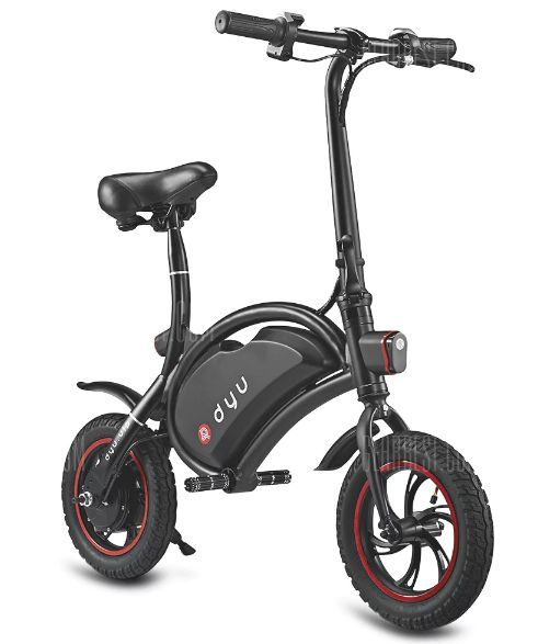 Mini Bicicleta Eléctrica
