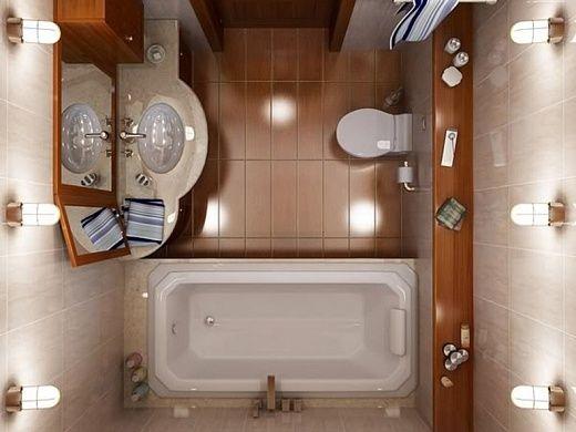 Большие решения для маленькой ванны Ванна одно из самых маленьких помещений в доме, но одно из самых важных. Поэтому удобство и комфорт этого места очень важное задание для каждого. А маленькая ванная это вдвое больше проблем и вопросов что и куда, но это только на первый взгляд. Даже самую маленькую ванну можно организовать так, чтобы в ней было все необходимое.