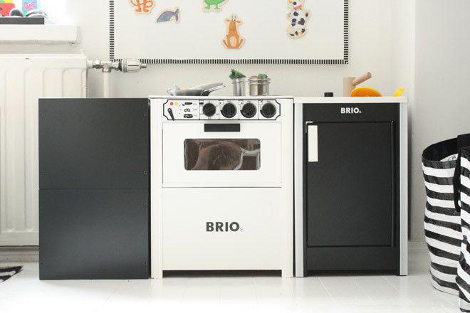 Brio Kitchen Sink Black