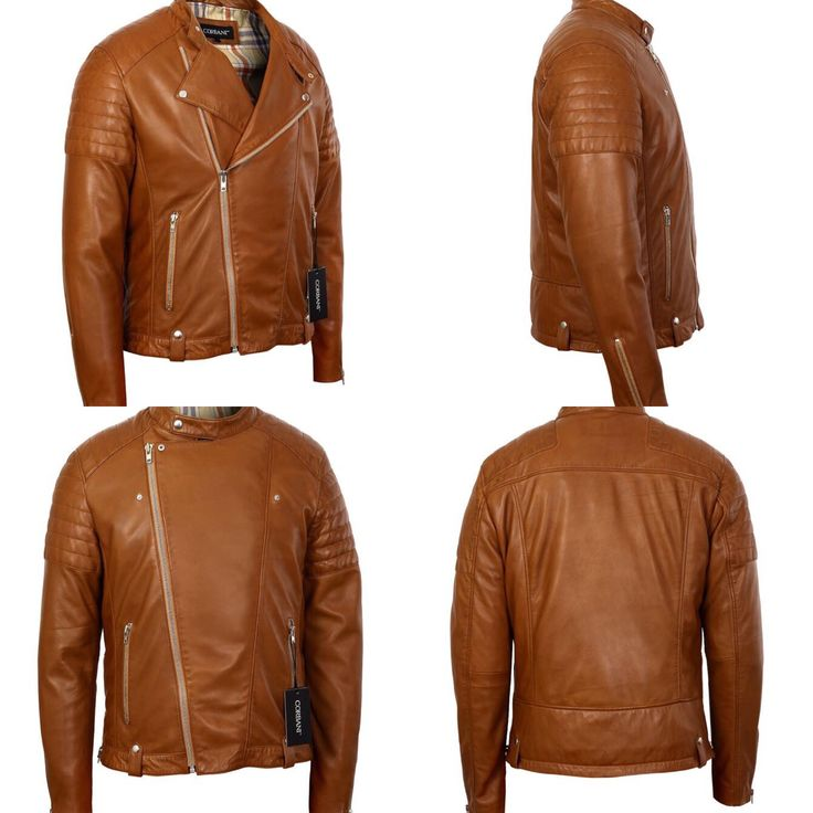 19 best Corbani Mens Leather Jackets images on Pinterest | Leather ...