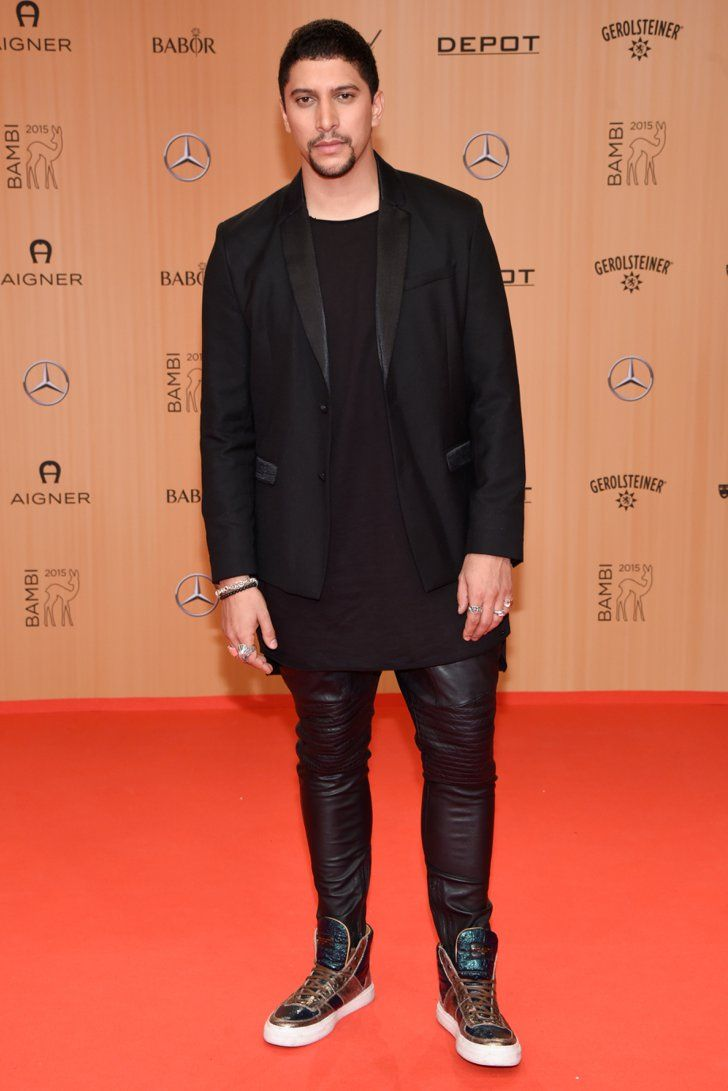 Pin for Later: Seht alle Stars beim Bambi in Berlin Andreas Bourani