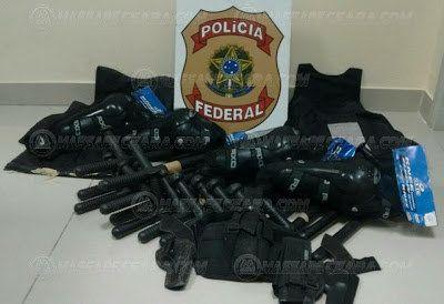 PF combate empresa clandestina de segurança privada no Ceará: ift.tt/2hRZBRb