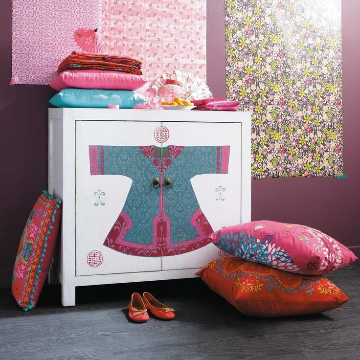 Au sein de votre chambre vous réfléchissez à une déco toute fraiche ? Dans le cas où votre choix s'est portée sur l'esprit déco chambre bébé asiatique, nous vous proposons une série de photos pour vous suggérer de jolies tendances décoration