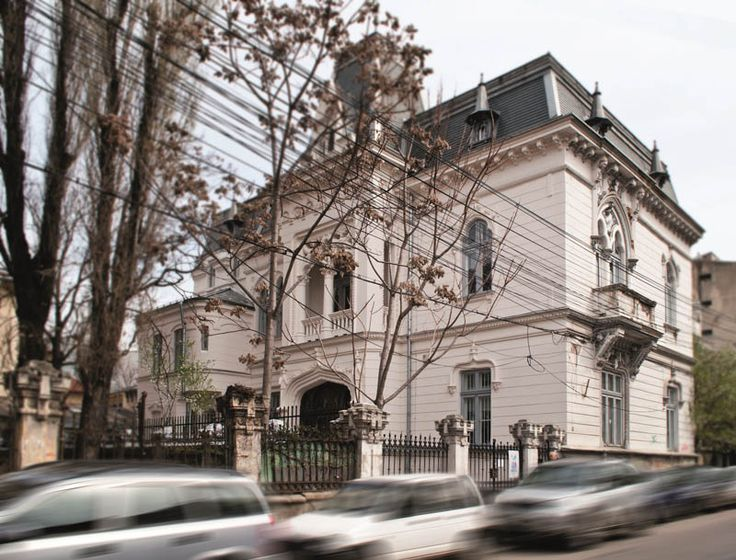 Centrul de Cultură Arhitecturală din București | Arhitectura 1906