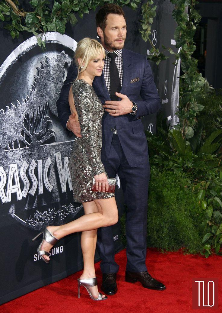 Anna-Faris-Chris-Pratt-Jurassic-World-Los-Angeles-Movie-Premiere-Red-Carpet-Fashion-Rubin-Singer-Tom-Lorenzo-Site-TLO (1)