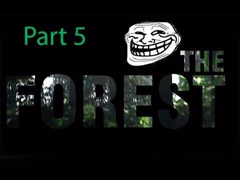 CAMP INVADERS!!! (The Forest)