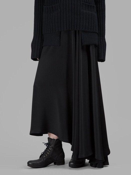 ☆ヨウジヤマモトYOHJIYAMAMOTOスカートロングスカート