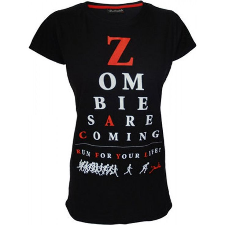 Zombie Sight Womens T-Shirt