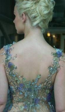Sea Glass Dresses by Diana Dias-Leao