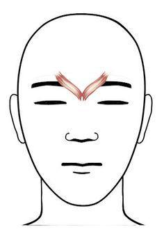 Два упражнения от вертикальных морщин между бровей: Фейскультура: методы естественного омоложения: Группы - diets.ru