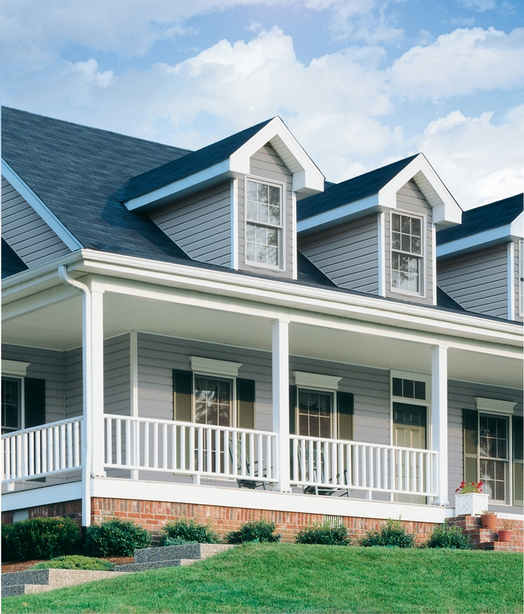 24 best images about mastic vinyl siding on pinterest for Home siding colors