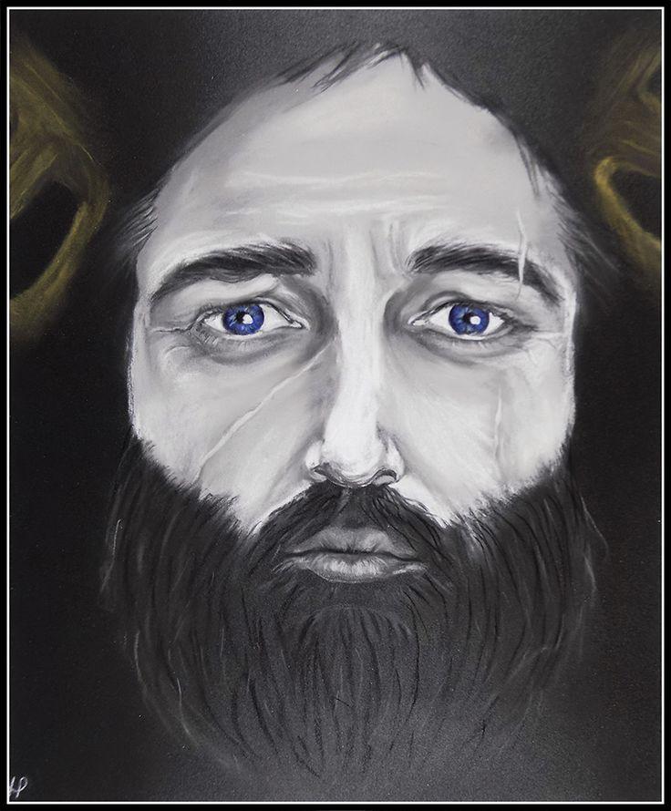 Robert Baratheon (art by Anastasia Robozeeva)