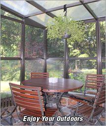 85 Best Lodge Deck Screen Room Ideas Images On Pinterest