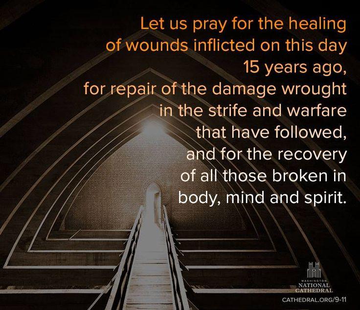 Prayers on 9-11