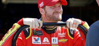 In surprise move, Dale Jr. announces NASCAR retirement. (AP)