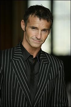Marti Pellow.  Crushes have come and gone... but Marti is my one constant love.