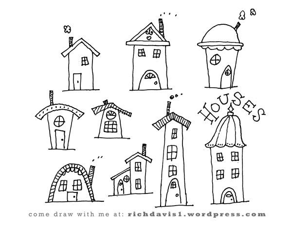 Best Ideas About Drawing For Children Doodling Drawings