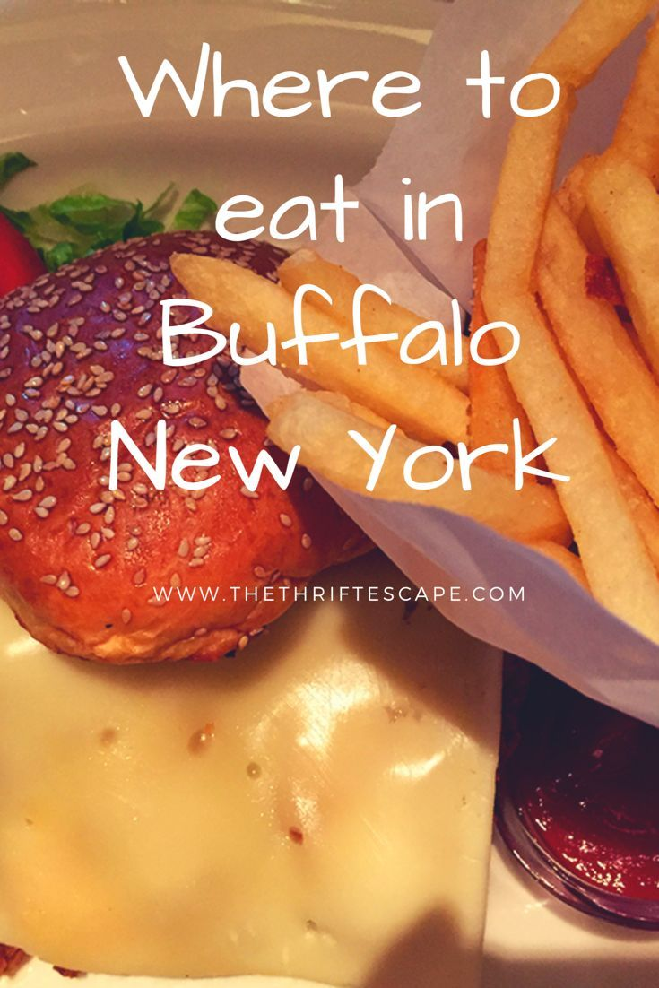 Astounding Where To Eat In Buffalo New York Eat Foodie Travel New Download Free Architecture Designs Scobabritishbridgeorg