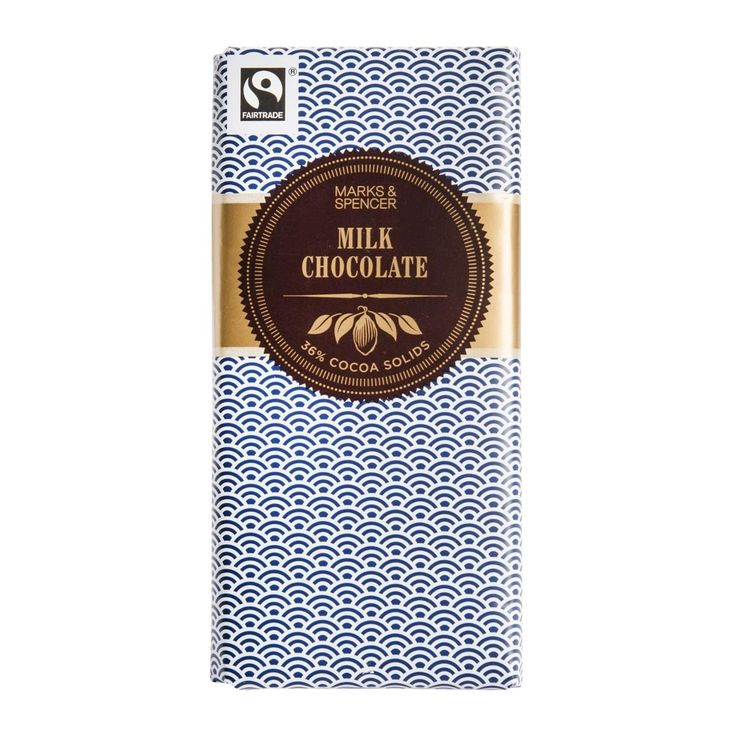 M&S Milk Chocolate 100g
