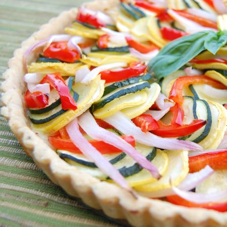 Ratatouille and Tarts on Pinterest