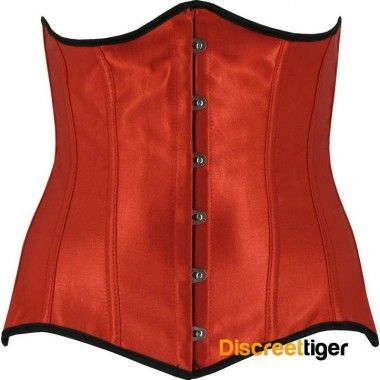 RED UNDERBUST STEEL BONED CORSET BELT http://www.discreettiger.com.au/corsets/underbust-corsets Steel boning throughout a generous modesty panel with lacing it is sure to embody the look of a show stopping fashion stylista.  #steelbonedcorset #redunderbustcorset #victoriancorset #satinred #discreettiger @discreettiger #underbust