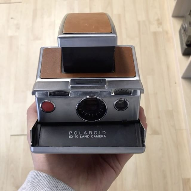 #sx70 #polaroid cameras for sale buy one or both. DM me for price