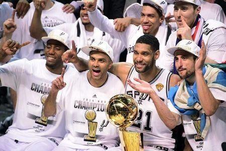 2014 NBA World Champs!!!!!