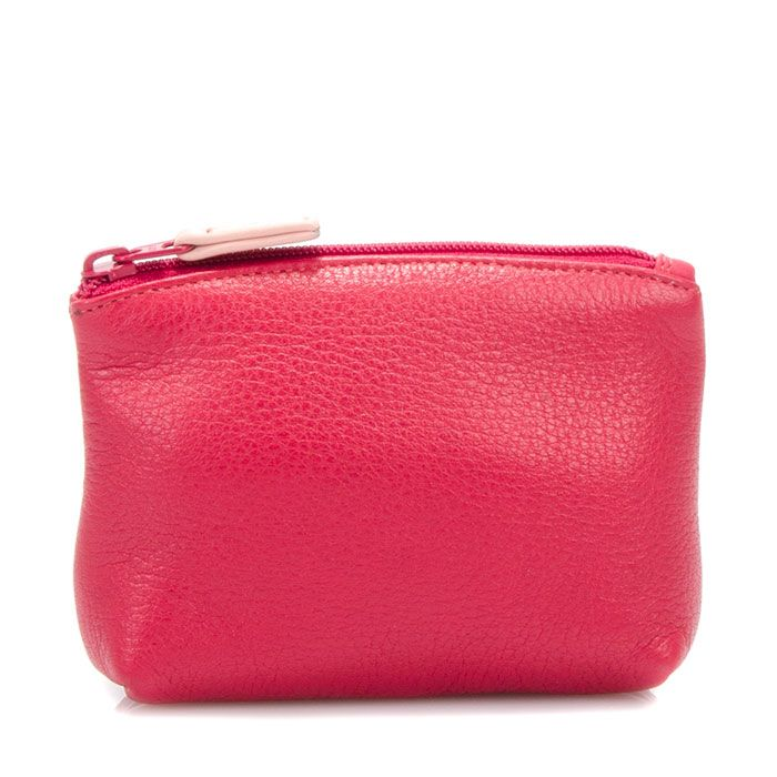 Lisbon coin purse in the new Candy colour scheme. Versatile and stylish little addition to anyone's handbag.