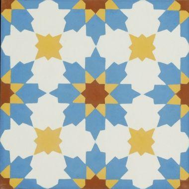 portugese-tegels -> VN Azule 06 - Designtegels