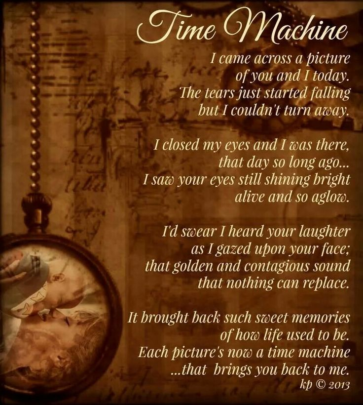 Time Machine. Visit the Perfect Memorials website for many products to memorialize your loved ones! Pinterest: ♚ @RoyaltyCalme †