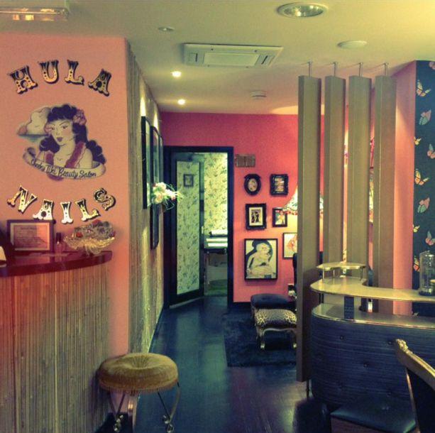 Hula Nails Salon London - Best Nail Salons in London