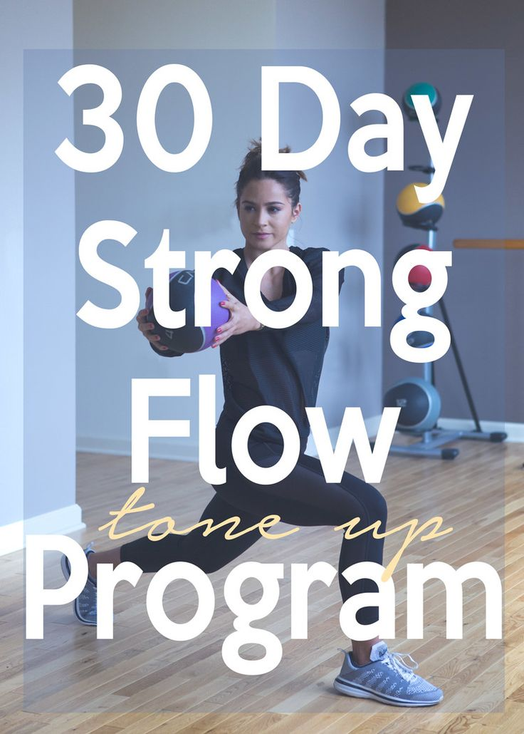 Pin now, and join in on the 30 day strong flow tone up yoga and hiit program Wearing: Michi pants, Lanston top c/o Carbon 38, APL sneakers Photos by J. Grundman Photography