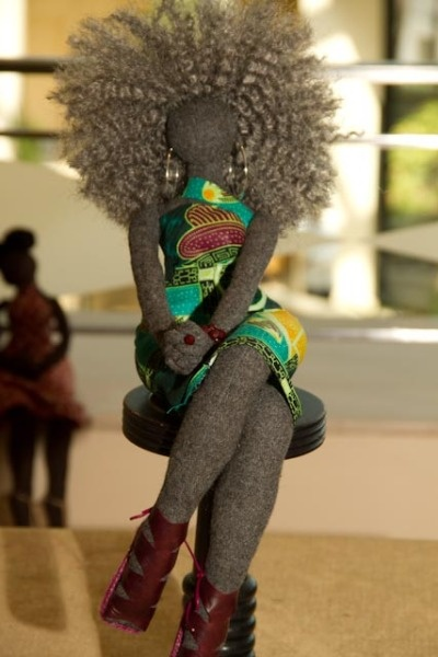 Artist Tanya Montegut #dolls #art