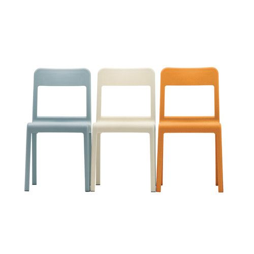 Pacific chairs by George J. Sowden