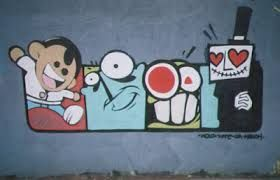 Billedresultat for graffiti characters