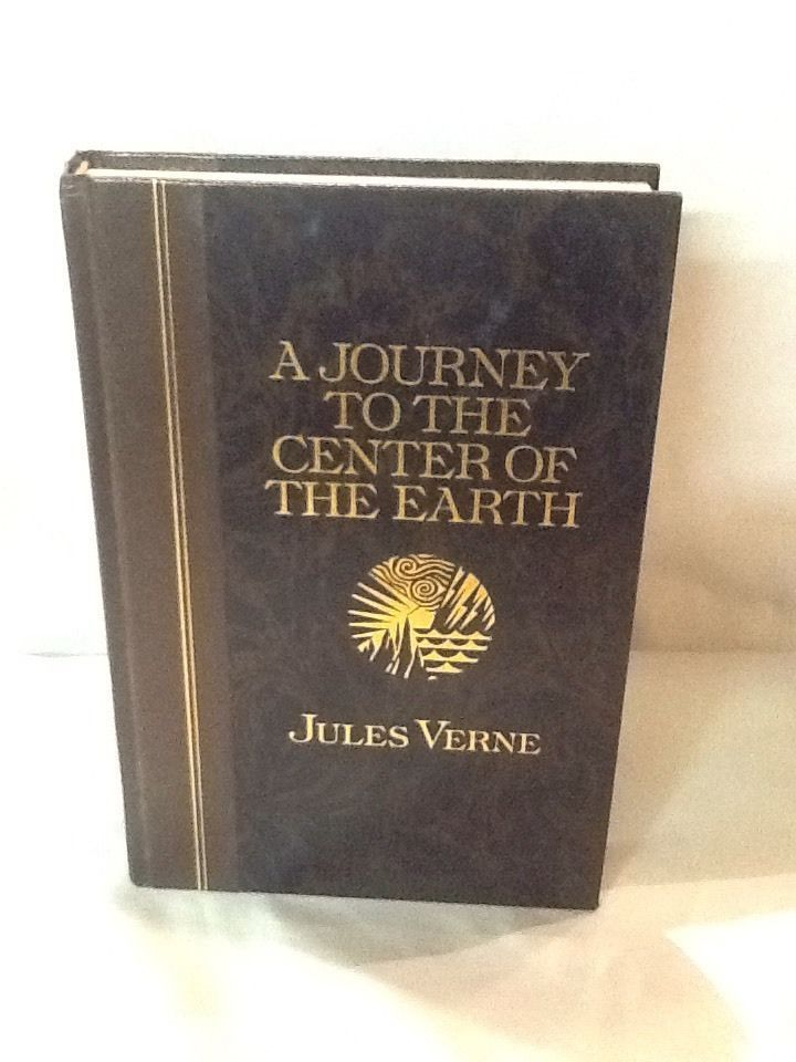 17 best books for odin images on pinterest fantasy books science a journey to the center of the earth by jules verne 1992 hardcover illustrated fandeluxe Gallery