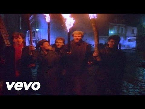 Duran Duran - New Moon On Monday - YouTube