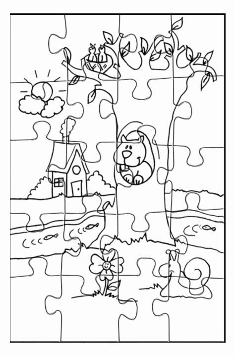 Preschool Spring Coloring Pages in 2020 | Spring coloring ...