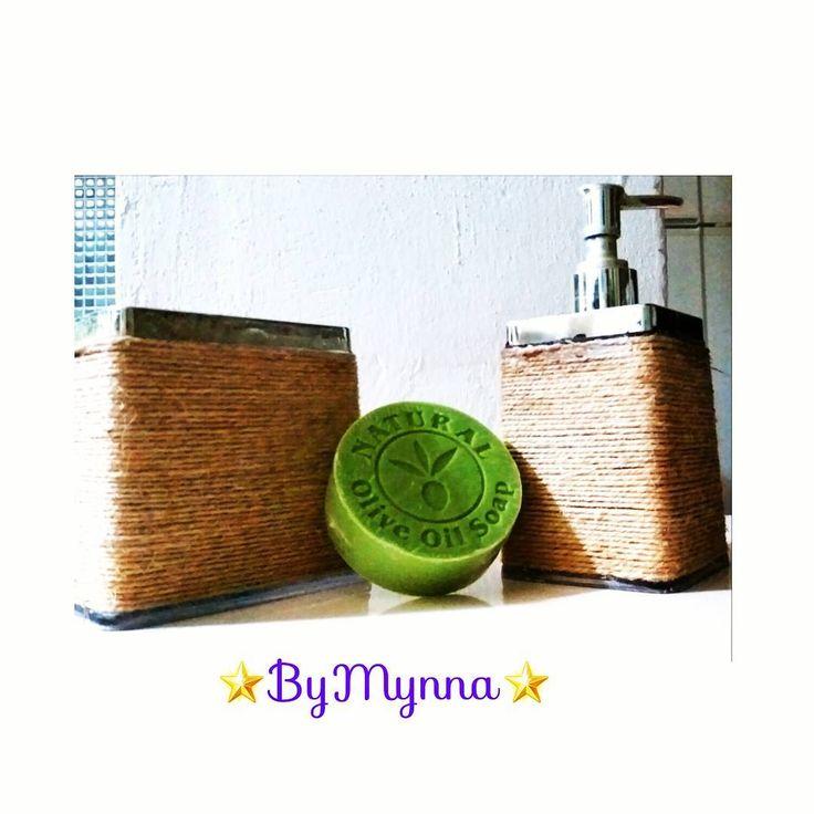 Daha otantik, daha sade, daha doğal bir görünüm için el yapımı bambu banyo takımı..�� sipariş ��Dm #bath #soap #bamboo #rope #homedecoration  #home  #dekorasyon  #evdekorasyonu  #dekorasyononerisi  #handmade  #elyapimi #izmir #bymynna http://turkrazzi.com/ipost/1520193617376164750/?code=BUY0ApphbuO