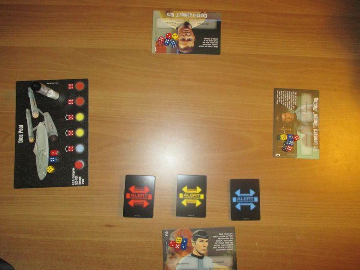 three-players game, The Original Series