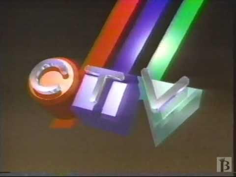 CTV Station Ident 1988